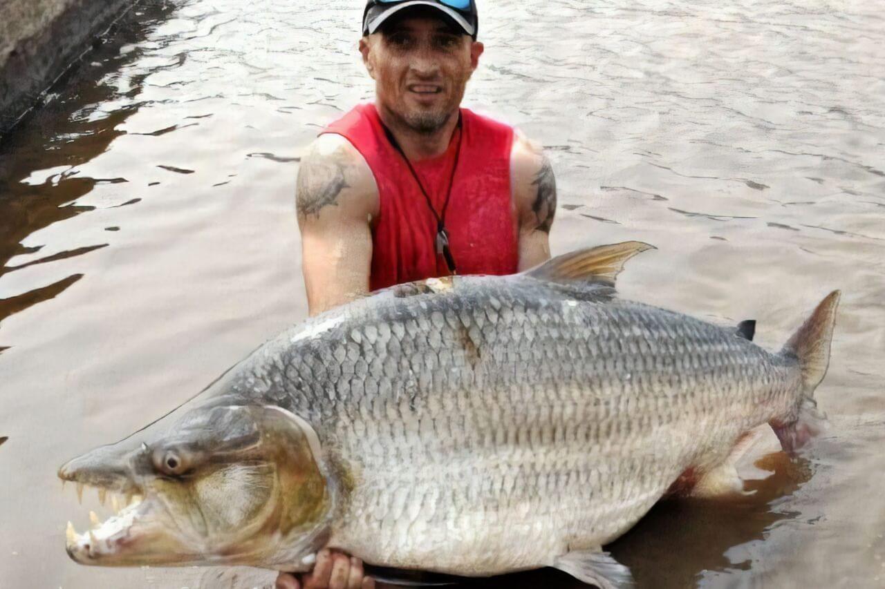 ムベンガ釣り